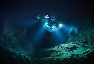 深海探测模拟器