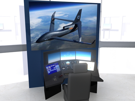 无人机模拟器